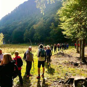 Attività escursionismo